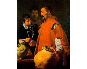 El aguador de Sevilla – Velázquez