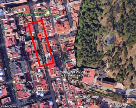 calle Fernando el Católico