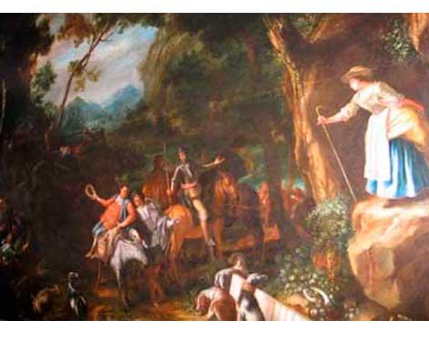 Las mujeres del Quijote