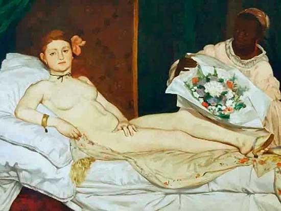 Obras de Edouard Manet