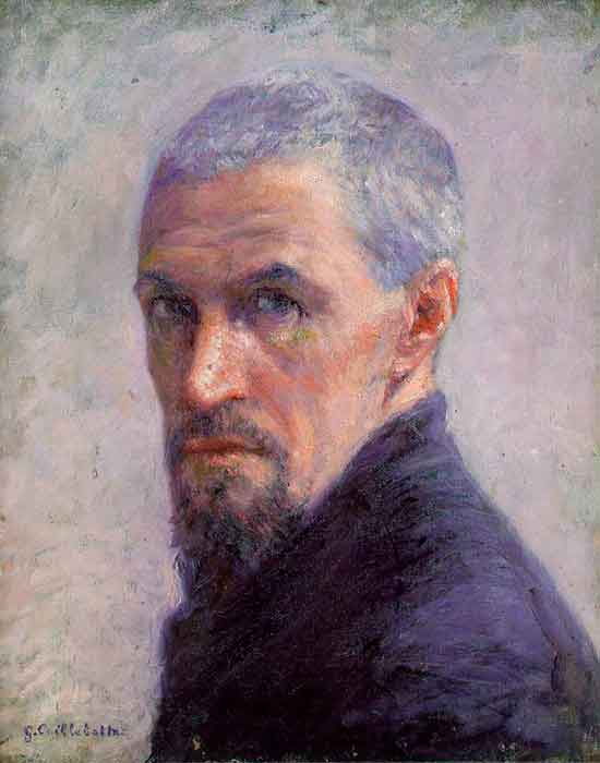Gustave Caillebotte pintor del impresionismo