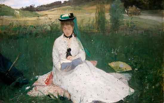 cuadros de Berthe Morisot