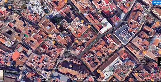 Calle mosquera