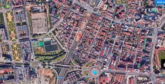 Calle ortega de prado en m laga blog de culturilla for Okafu calle prado 10
