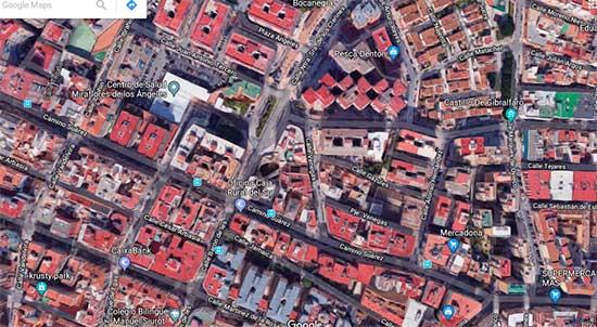 calle venegas