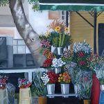 Kiosko de flores