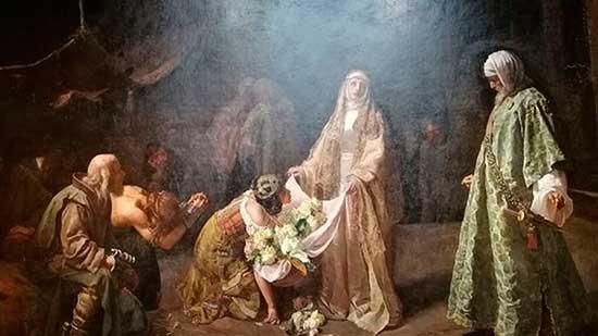 el milagro de santa clasilda