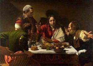 la cena de emaus